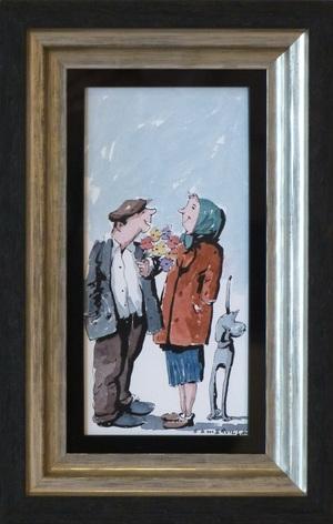 happy-birthday-II-George-Somerville-Original-Painting 2